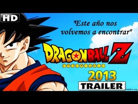 Dragon Ball Z La Batalla de los Dioses Trailer 2013