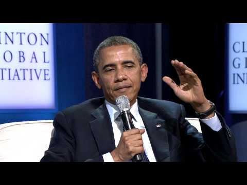 A Conversation on Health with President Bill Clinton and President Barack Obama - 2013