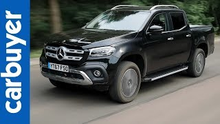 Mercedes X-Class 2019 in-depth review - Carbuyer