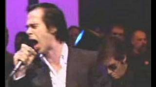 Nick Cave There she goes my beautiful world (live on Later)
