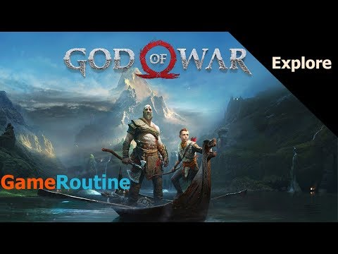God of War Explore The World Part 11