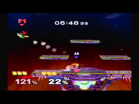 Armada luckiest turnip pull compilation - Super Smash Brothers Melee