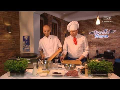 Rączka Gotuje - Naleśniki W Rożnych Odsłonach