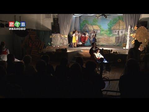 «Свадьба в Ивановке». Постановка женской колонии