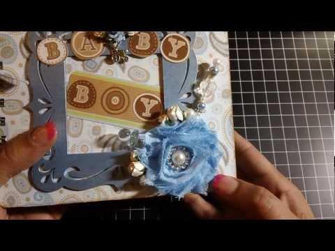 Baby Boy Paper Bag Mini Album Music Videos
