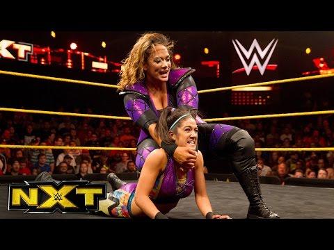Bayley vs. Nia Jax:  WWE NXT, May 18, 2016