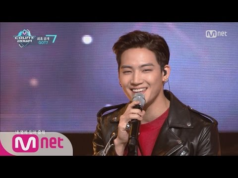 [GOT7 - Let Me] Comeback Stage   M COUNTDOWN 160929 EP.494