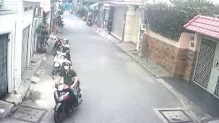trộm lại tiếp tục ăn cắp xe vào sáng ngày 19/06/2019