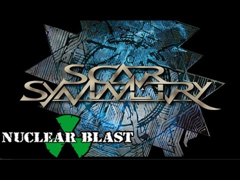 SCAR SYMMETRY - Limits To Infinity  (OFFICIAL LYRIC VIDEO)