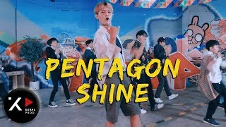 [1theK Dance Cover Contest] PENTAGON(펜타곤) _ Shine(빛나리) Dance Cover by MYSTEEN From Indonesia