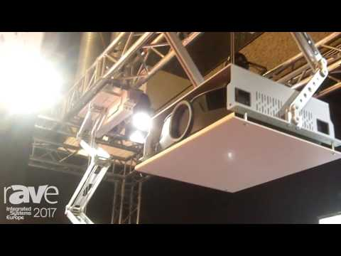 ISE 2017: Robolift Talks About Projector and TV Lifts