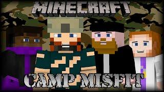 Minecraft SMP | Camp Misfit | #2 ASSASSINATION