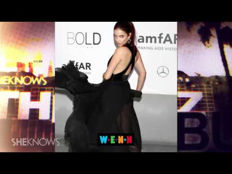 Justin Bieber and Barbara Palvin Get Close at Cannes! - The Buzz