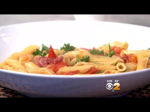 Stephanie & Tony's Table: Turn Your Pasta Dish Into Something Special