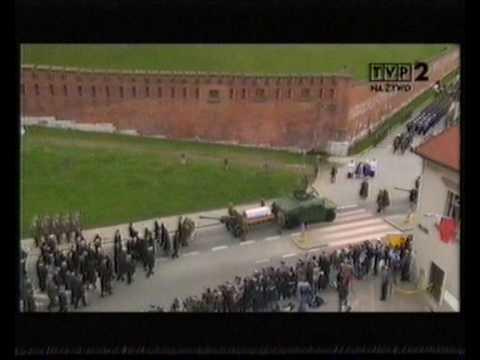 Prezydencki pogrzeb na Wawelu. Funeral of President Kaczynski