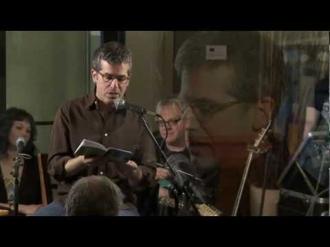 Jonathan Lethem discusses Talking Heads' Fear of Music -- Clip 3