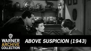 Above Suspicion (1943) - Official Trailer