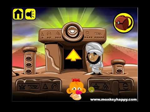 Hướng dẫn chơi game Chú khỉ buồn 124 GameVui.vn