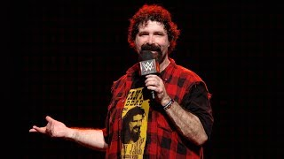 How Vince McMahon helped Mick Foley lose weight (WWE Network Exclusive)