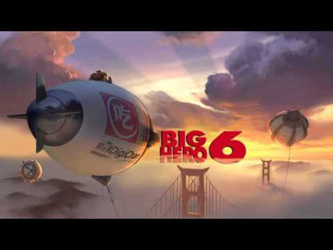 Big Hero 6 Soundtrack - My Songs Know What You Did In The Dark video