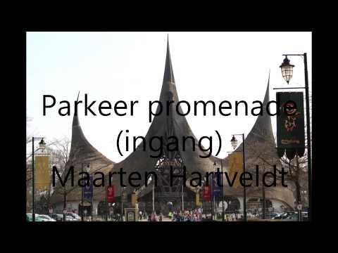 Efteling Muziek: Parkeer promenade (ingang)  - Maarten Hartveldt