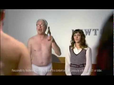 Very Funny Banned Beer Commercial