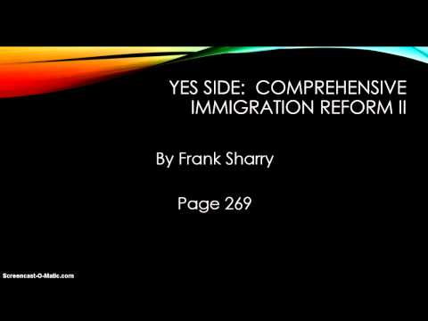 Immigration No part 1