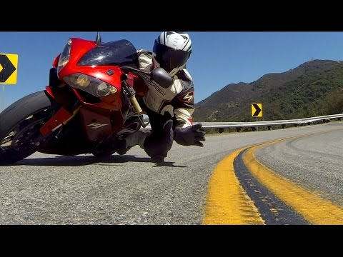 Motorcycle Rider Snatches GoPro from Street