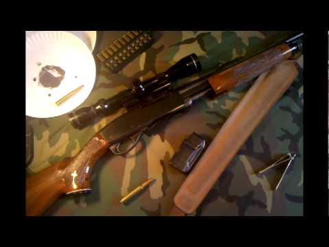 Remington Model 760 Gamemaster pt 2 of 2