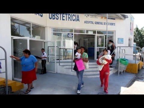 México chocado com mãe de 9 anos