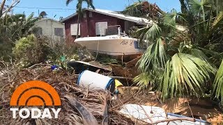 Florida Keys Looks Like A 'War Zone' In Wake Of Hurricane Irma | TODAY