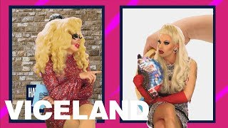 """The Internet, Micropenises, and Dying in Outer Space: Trixie & Katya Play """"Which Is Worse?"""""""