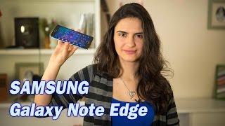 Samsung Galaxy Note Edge: обзор смартфона