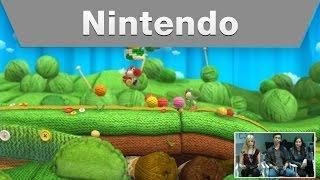 Nintendo Treehouse: Live @ E3 2014 -- Day 2: Yoshi's Woolly World