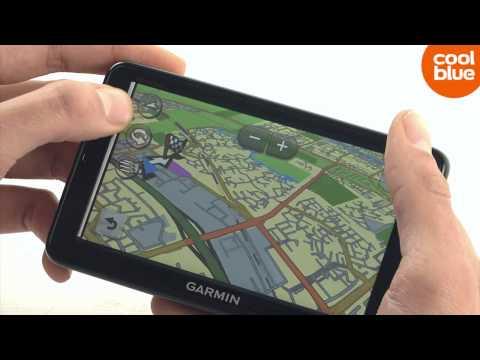 Garmin Nuvi 2595 LMT videoreview en unboxing (NL-BE)