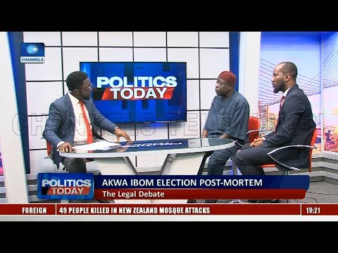 A. Ibom Election Post Mortem: APC, PDP Trade Words |Politics Today|