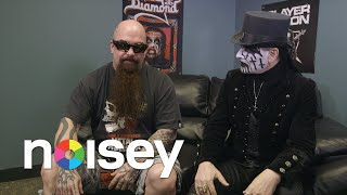 Kerry King X KING DIAMOND - Back & Forth