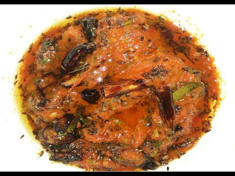 Hyderabadi Tamate Ki Chutney l Tomato Chutney l Recipe By Mrs. Norien