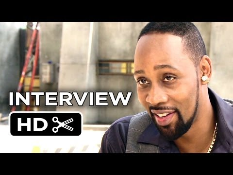 Brick Mansions Interview -  RZA (2014) - Parkour Action Movie HD