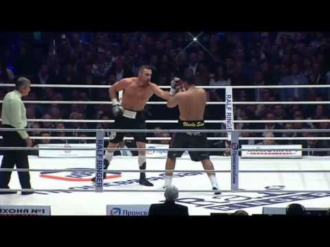 Vitali Klitschko vs. Manuel Charr 2012 HD- All Rounds