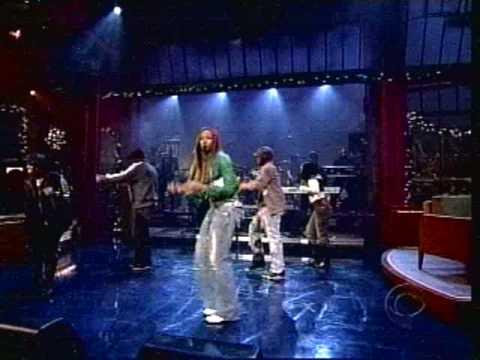 Ciara - 1-2 Step (Live at the David Letterman Show)