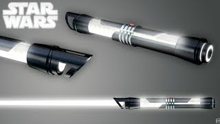 Why Silver Lightsabers Are So RARE In Star Wars