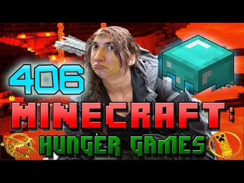 Minecraft: Hunger Games W mitch! Game 406 - Diamond Helmet Speed Run! video