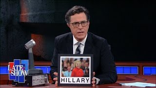 Stephen Colbert's Tinfoil Hat by : The Late Show with Stephen Colbert