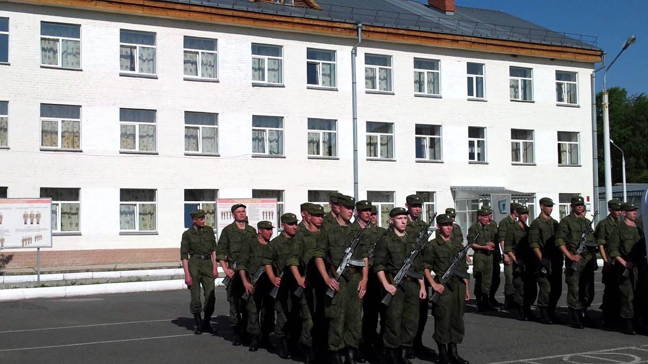 учебка внутренних войск калуга фото