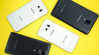 Note 5 or S6 Edge+ and Thoughts on NFC