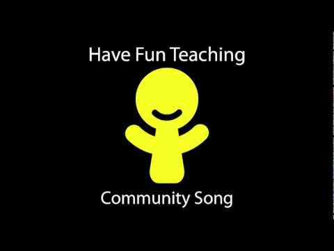 Community Song (Citizenship Song) by Have Fun Teaching