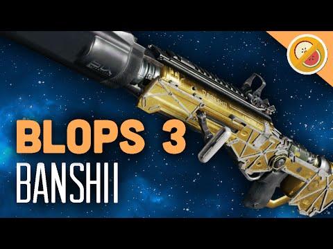 BANSHII - CRAZY ENERGY SHOTGUN! | Black Ops 3 Multiplayer Gameplay (Funny Moments)