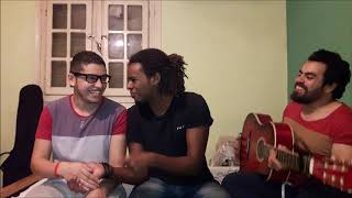 THE MAKING OF ثلاث دقات - (( 3 تفات )) بارودي Behind The Scenes