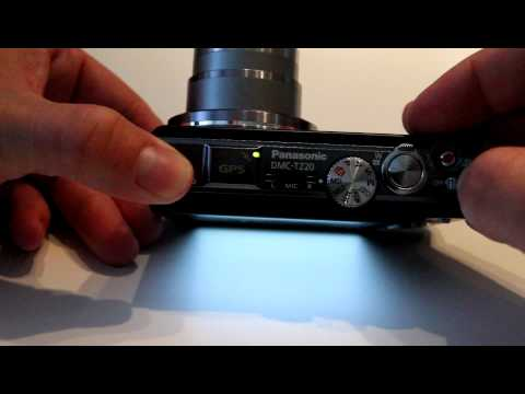 Panasonic Lumix DMC-TZ20 Preview